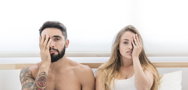 Causas de la disfunción erectil o impotencia